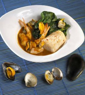 Cassolette bretonne aux fruits de mer