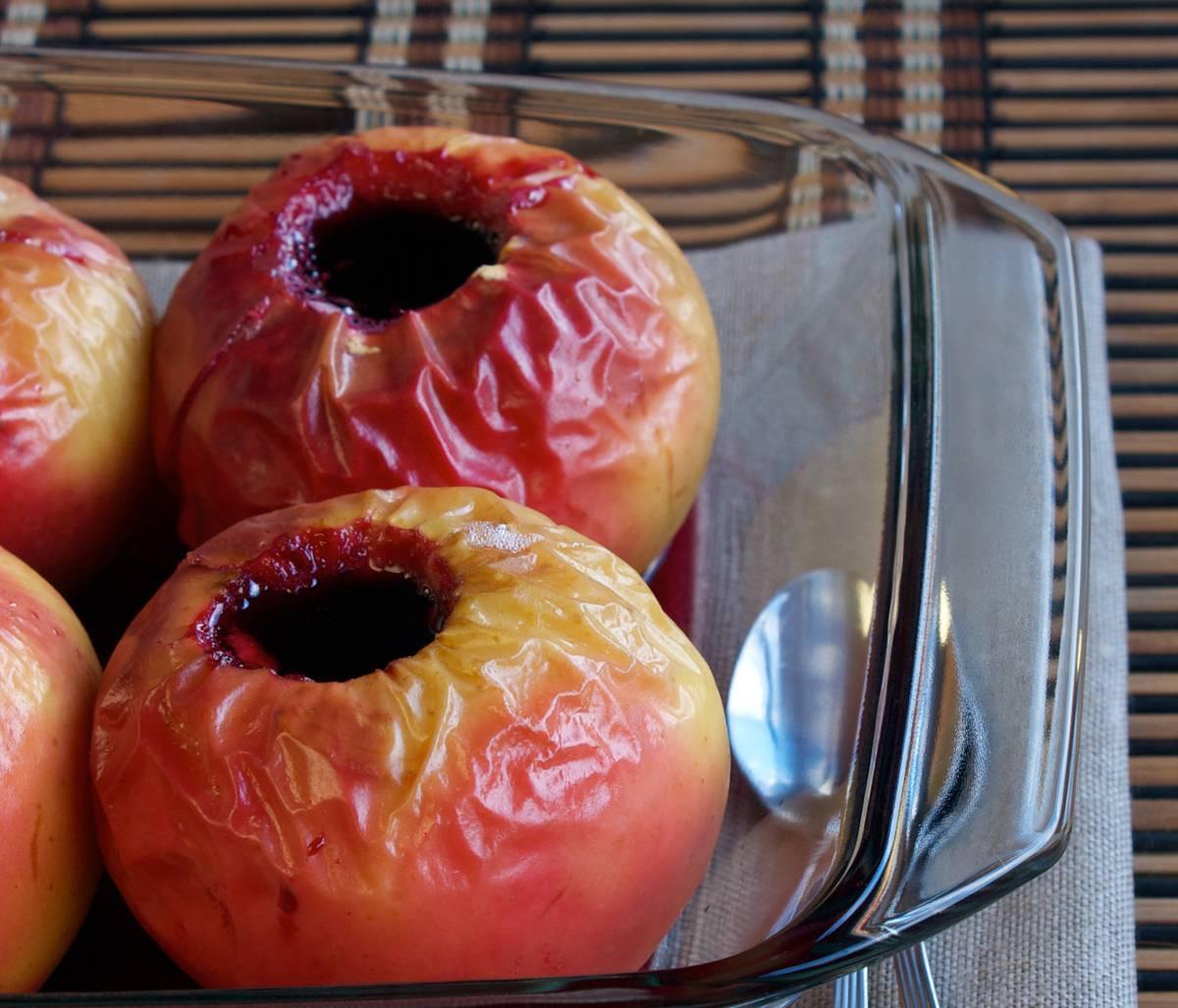 Pomme four confiture