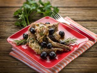 Lapin citron olive recette