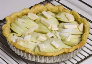 Tarte aux pommes acidulees recette