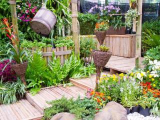 Jardin original