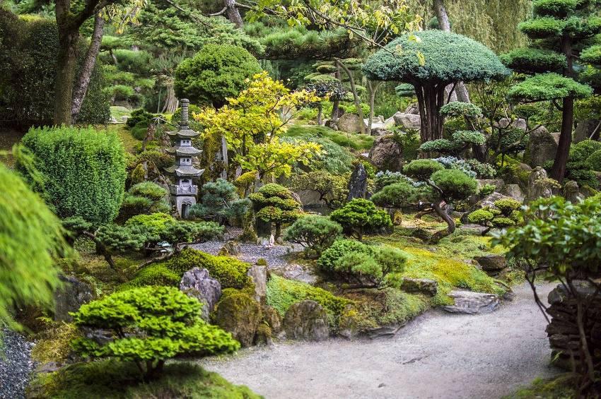 faire un jardin japonais