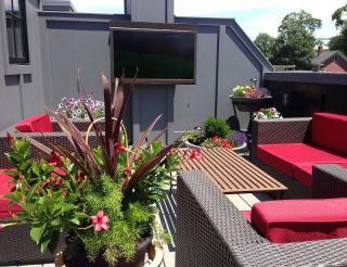 idee deco toit terrasse