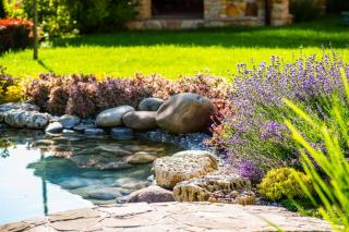 jardin agreable a ecouter