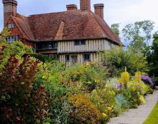 mixed border massif jardin anglais
