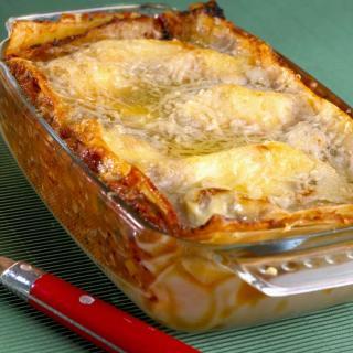 recette des lasagnes avec carotte