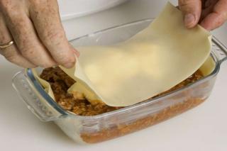 recette lasagnes avec carotte