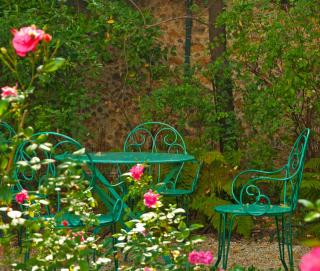 salon de jardin jardin anglais