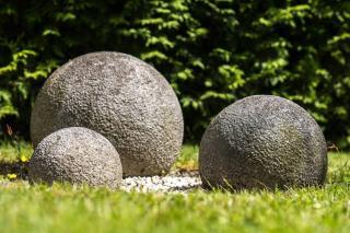 deco jardin minimaliste pierre