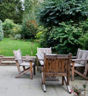 delimiter espace jardin longueur