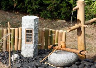 fabriquer fontaine bassin jardin