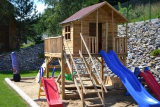 creer espace jeu enfant jardin