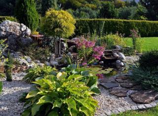 faire un coin de rocaille dans jardin