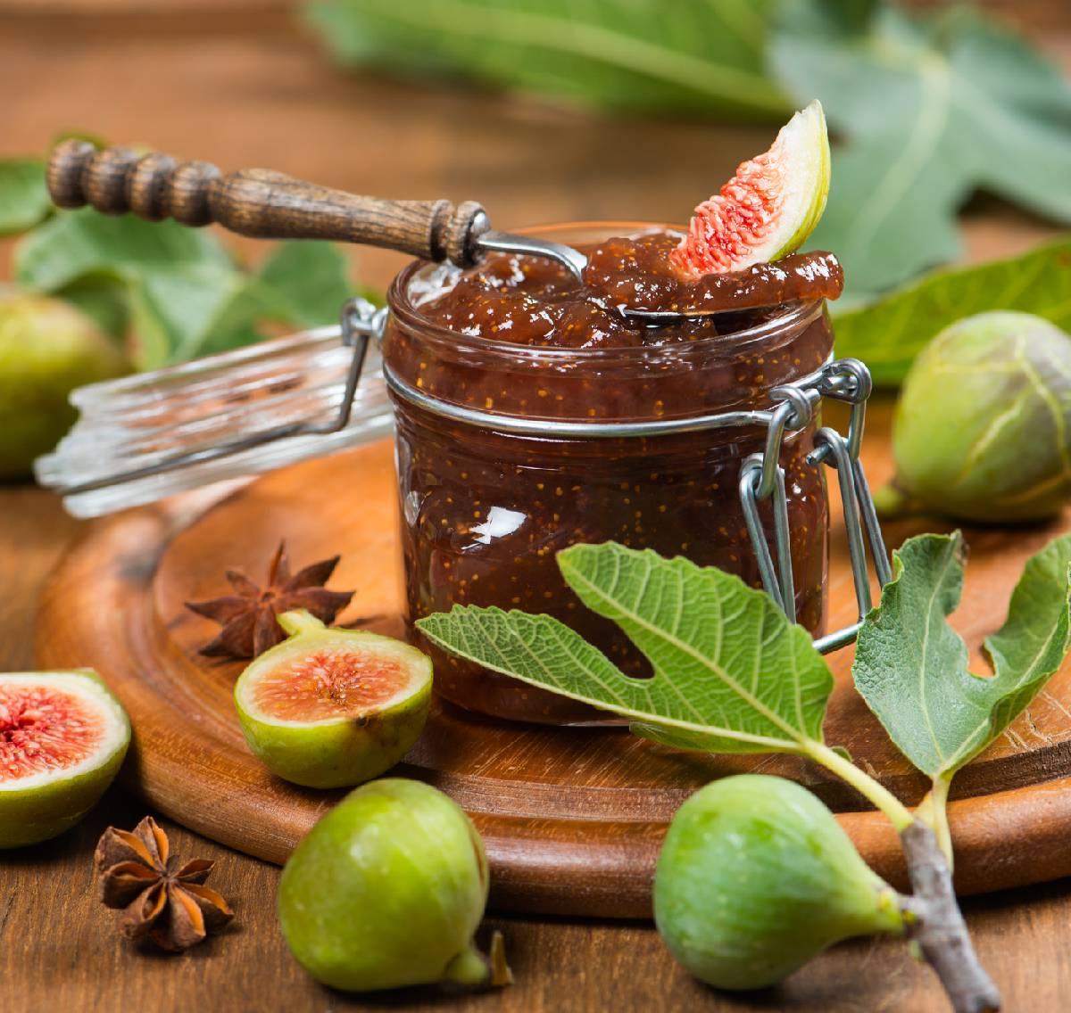recette de confiture de figues