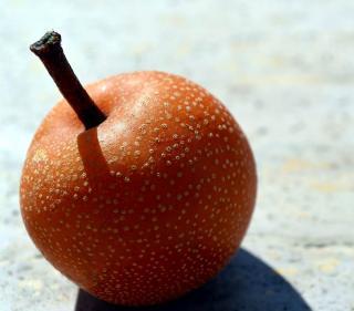 pomme poire japonaise