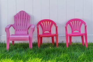 renover redonner eclat mobilier jardin plastique