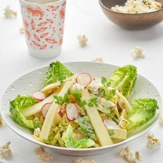 Salade Cesar chef Guy Martin recette