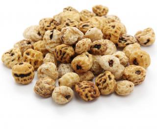 Souchet comestible recolte - Cyperus esculentus