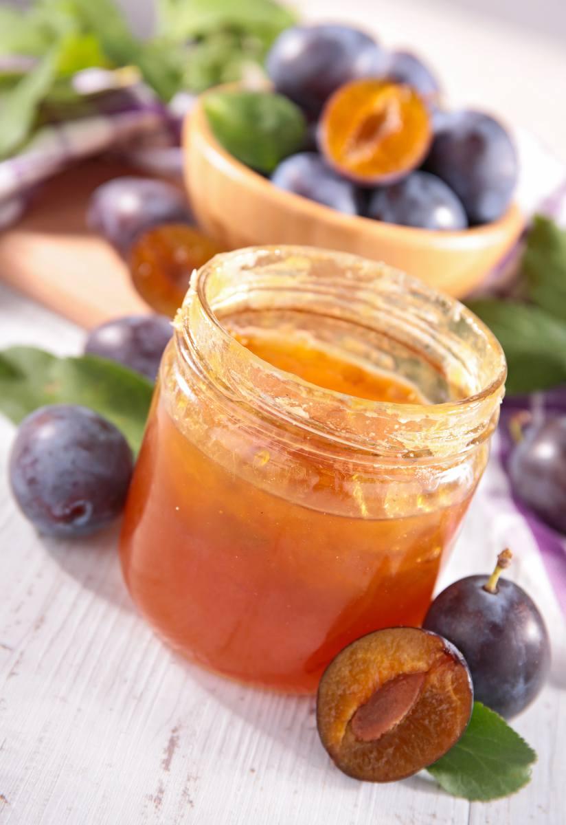 Confiture de prune