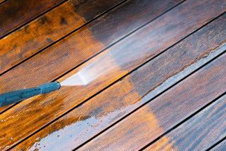 terrasse bois karcher nettoyage