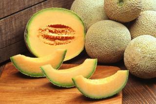 Melon Cantaloup vitamine C