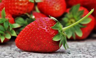 fraise Vitamine C