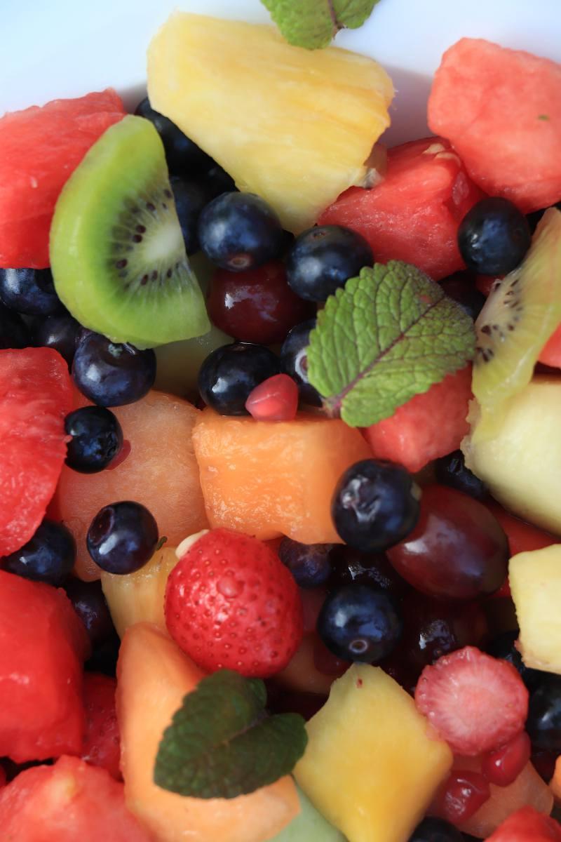 fruit les plus riches en vitamine C