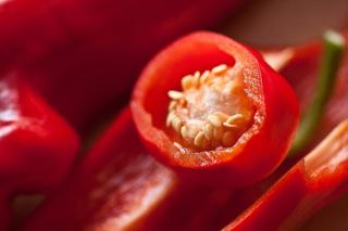 poivron rouge vitamine C