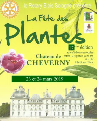 AFFICHE FETE DES PALNTES 2019