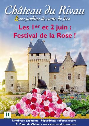 Affiche A3 Fête Jardins 2019