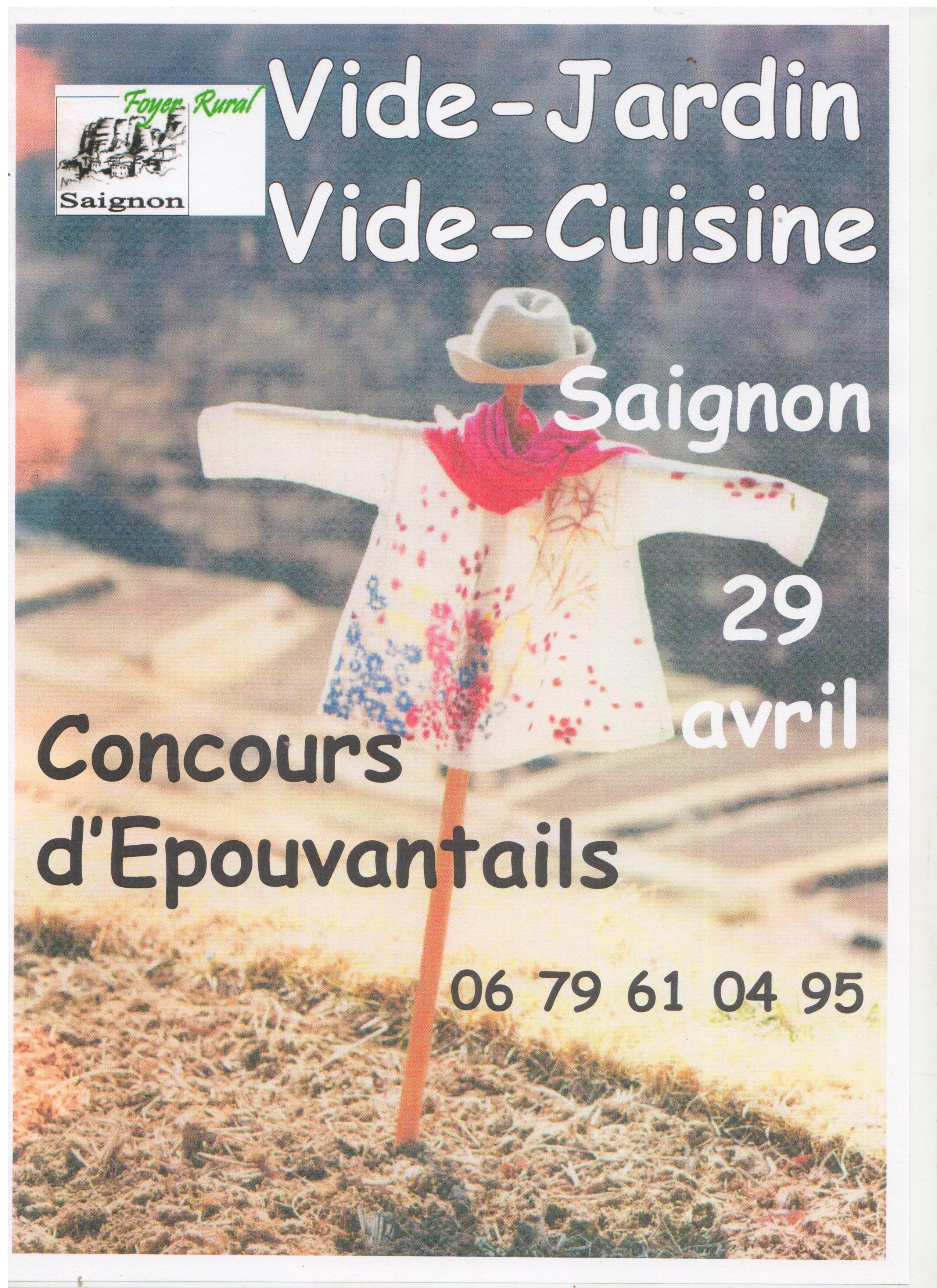 Afiche VJ VC Saignon 001