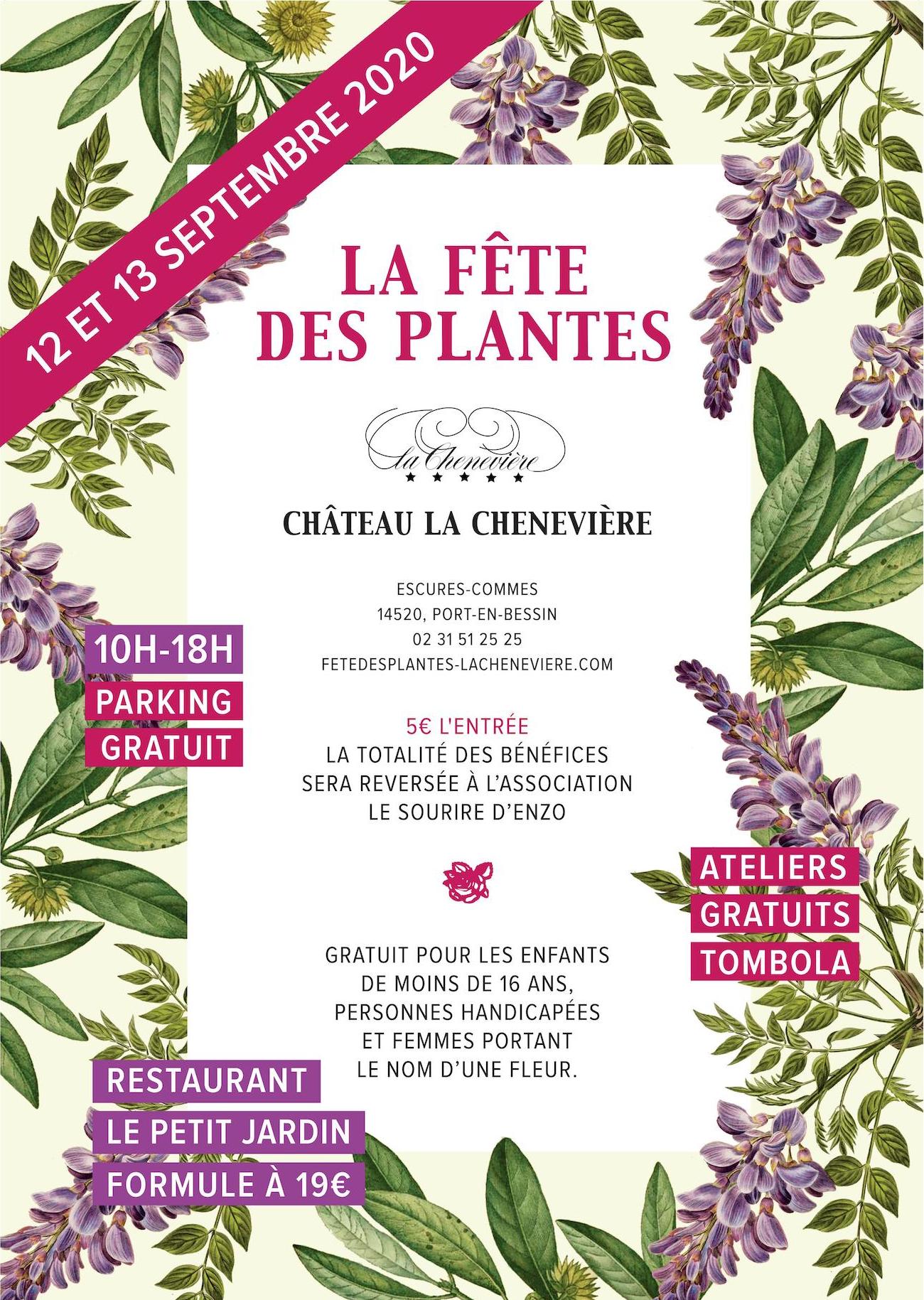 Fête des Plantes 2020