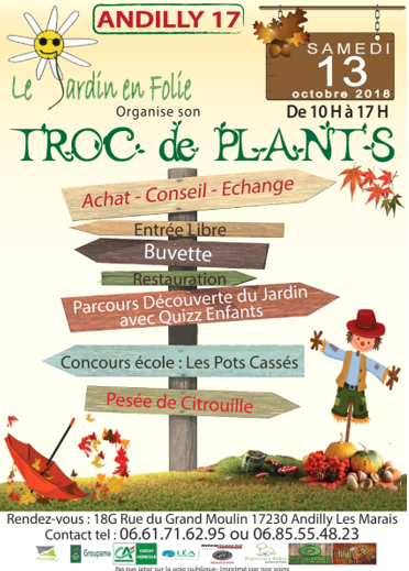Flyer Troc 13 Oct 2018